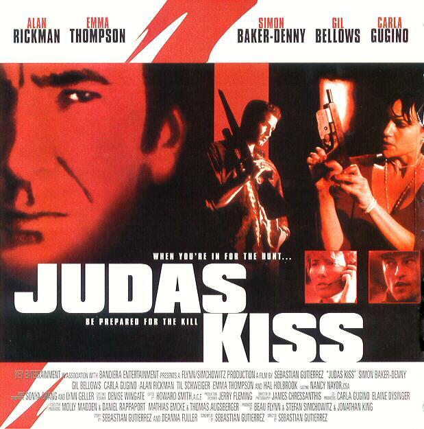 Ещё поцелуй иуды judas kiss 1998 алан рикман